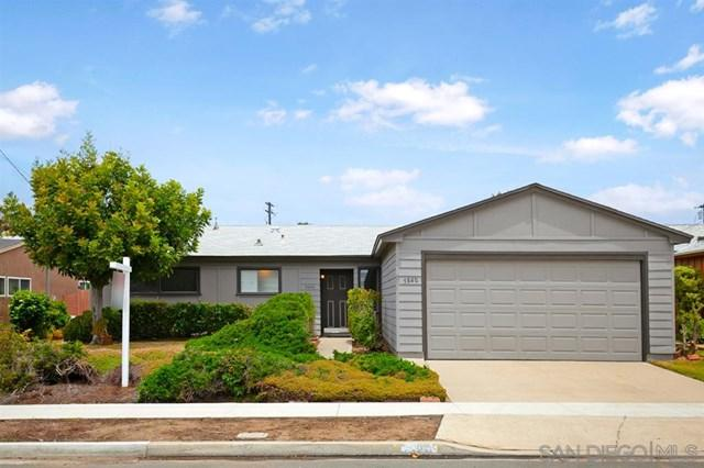 5840 Bakewell St, San Diego, CA 92117 (#190028721) :: Ardent Real Estate Group, Inc.