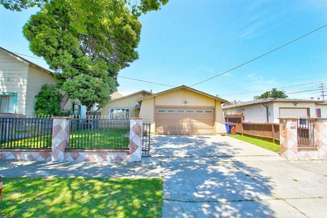 509 Florida Avenue, Richmond, CA 94804 (#ML81753573) :: Ardent Real Estate Group, Inc.