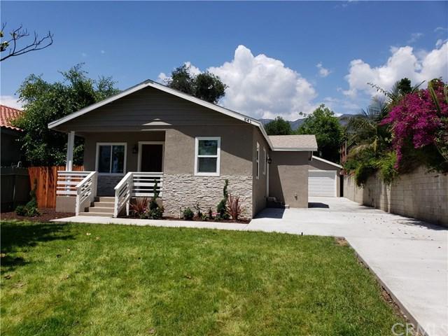 841 E Sacramento Street, Altadena, CA 91001 (#CV19122337) :: Fred Sed Group