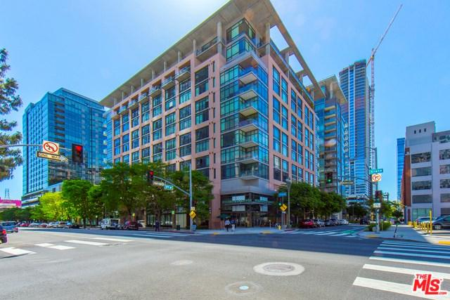 1111 S Grand Avenue #816, Los Angeles (City), CA 90015 (#19468864) :: Heller The Home Seller