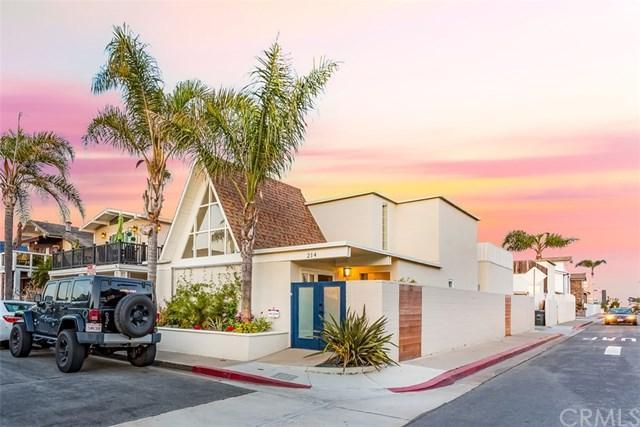 214 Colton Street, Newport Beach, CA 92663 (#NP19122466) :: Scott J. Miller Team/ Coldwell Banker Residential Brokerage