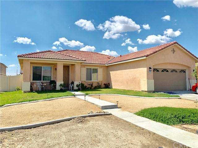 2078 Flickering, San Jacinto, CA 92582 (#CV19122520) :: The Laffins Real Estate Team