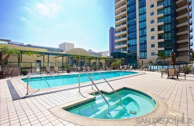 510 1st Ave #1303, San Diego, CA 92101 (#190028823) :: Fred Sed Group