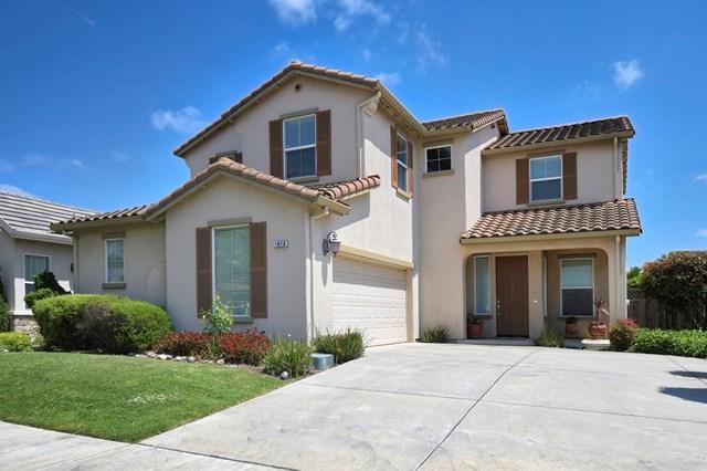 1010 Bologna Way, Salinas, CA 93905 (#ML81753623) :: Rogers Realty Group/Berkshire Hathaway HomeServices California Properties