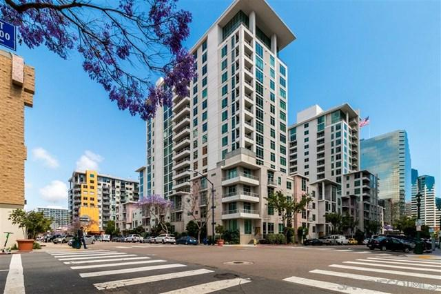 425 W Beech St. #1003, San Diego, CA 92101 (#190028833) :: Fred Sed Group