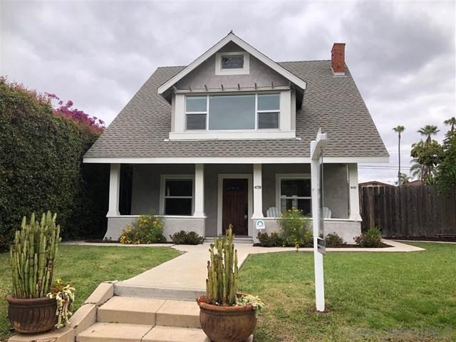 4737 Terrace Drive, San Diego, CA 92116 (#190028839) :: Compass California Inc.