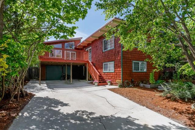307 Laguna Street, Santa Cruz, CA 95060 (#ML81753633) :: Rogers Realty Group/Berkshire Hathaway HomeServices California Properties