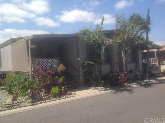 307 S Smith Avenue #65, Corona, CA 92882 (#IG19122649) :: Rogers Realty Group/Berkshire Hathaway HomeServices California Properties