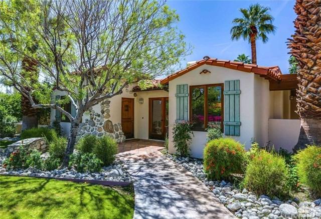 155 Ocotillo Avenue, Palm Springs, CA 92264 (#219015035DA) :: RE/MAX Masters