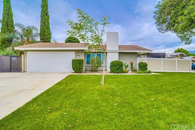 948 W Crestview Street, Corona, CA 92882 (#IV19122548) :: Rogers Realty Group/Berkshire Hathaway HomeServices California Properties