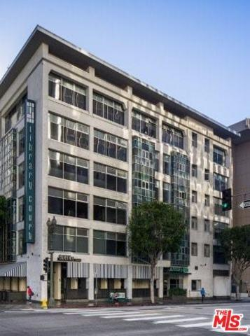 630 W 6TH Street #615, Los Angeles (City), CA 90017 (#19470434) :: Heller The Home Seller