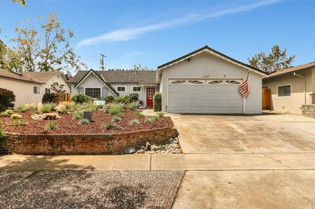 2194 Casa Mia Drive, San Jose, CA 95124 (#ML81753658) :: Berkshire Hathaway Home Services California Properties