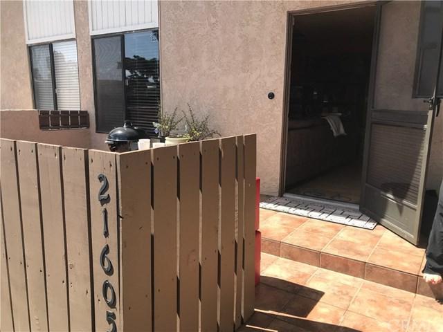 21605 Villa Pacifica Circle #33, Carson, CA 90745 (#SB19122025) :: Fred Sed Group