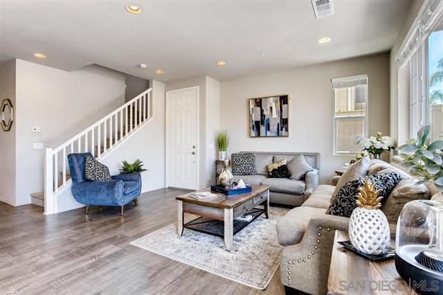1350 Caminito Veranza #3, Chula Vista, CA 91915 (#190028894) :: Berkshire Hathaway Home Services California Properties
