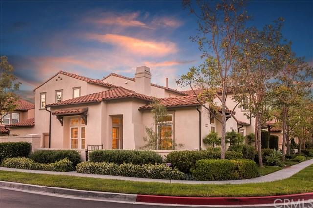 117 Vermillion, Irvine, CA 92603 (#OC19121461) :: Fred Sed Group