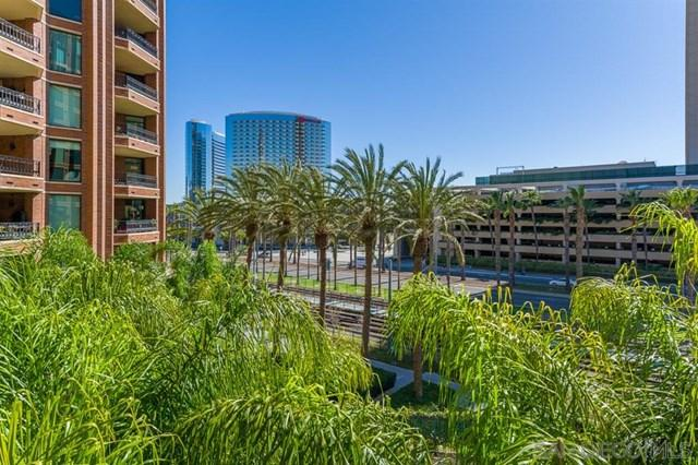 500 W Harbor Drive #410, San Diego, CA 92101 (#190028908) :: Fred Sed Group