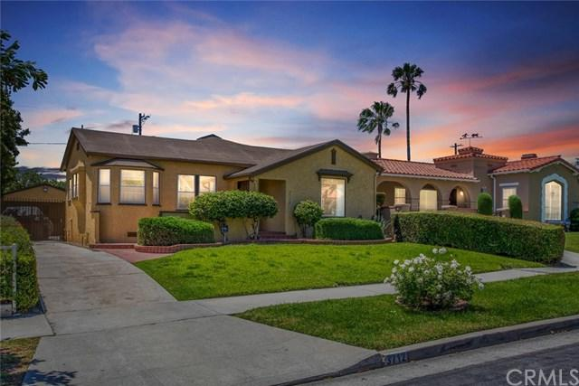 3712 W 59th Street, Los Angeles (City), CA 90043 (#IV19122902) :: Blake Cory Home Selling Team
