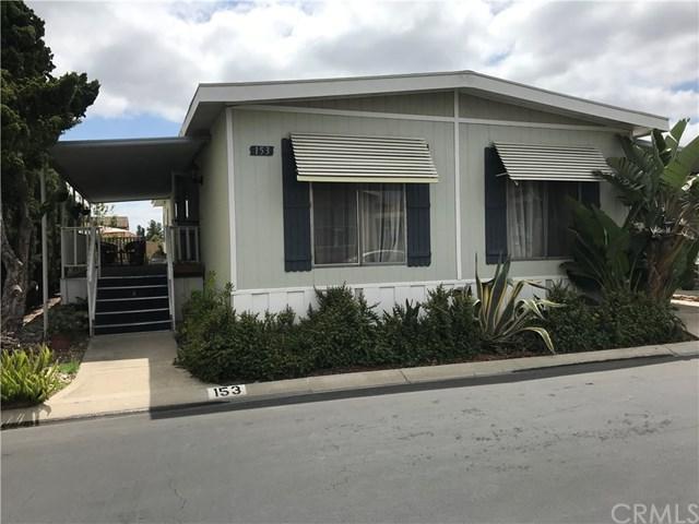 8200 Bolsa Avenue #153, Midway City, CA 92655 (#OC19122912) :: Naylor Properties