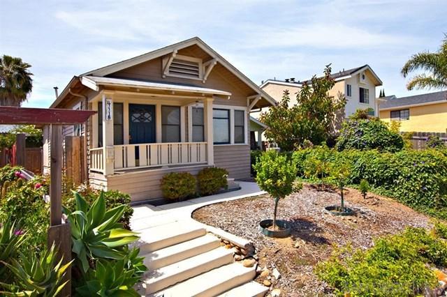 4118 Georgia St, San Diego, CA 92103 (#190028924) :: Naylor Properties