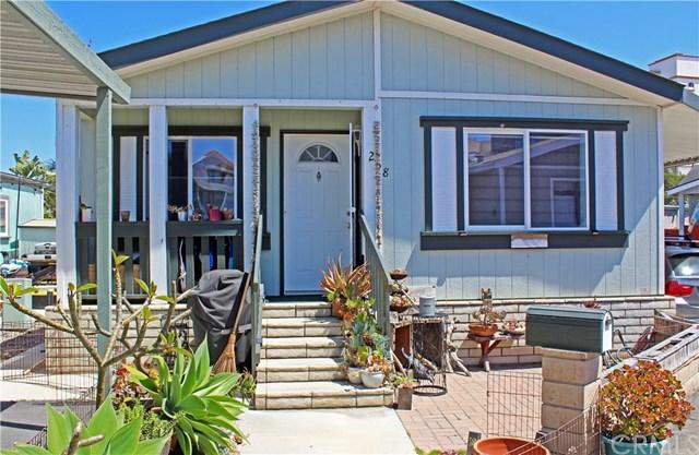80 Huntington Street #268, Huntington Beach, CA 92648 (#CV19121603) :: Blake Cory Home Selling Team