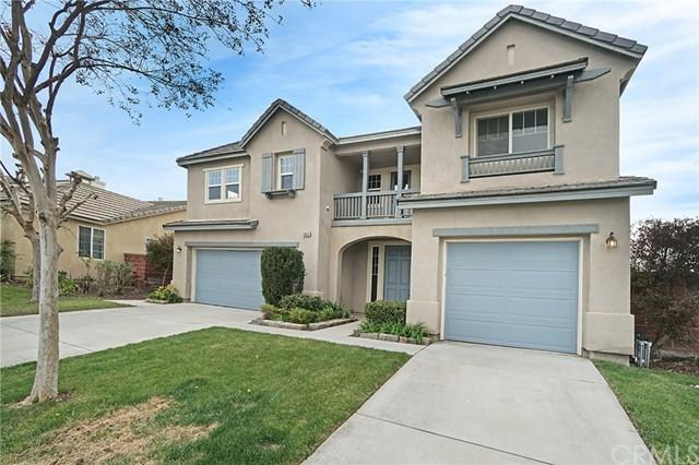 30515 Lily Pond Lane, Murrieta, CA 92563 (#IV19094475) :: Team Tami