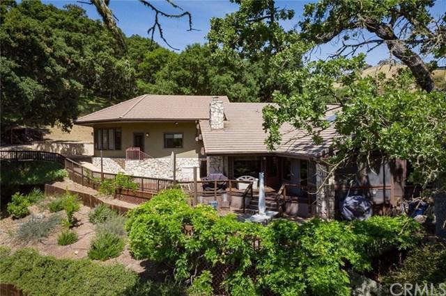 11800 Old Morro Road, Atascadero, CA 93422 (#NS19119967) :: Naylor Properties