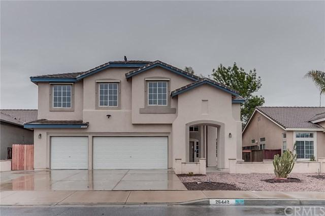 26442 Saint Michel Lane, Murrieta, CA 92563 (#IV19094513) :: Blake Cory Home Selling Team