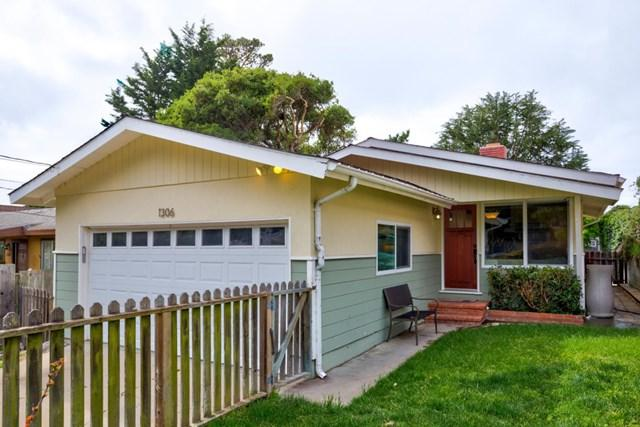 1306 Buena Vista Avenue, Pacific Grove, CA 93950 (#ML81753676) :: Team Tami