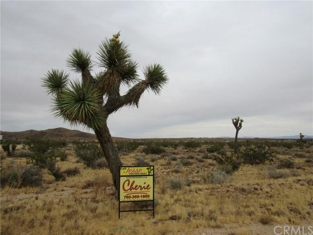 0 Sunny Sands Drive, Joshua Tree, CA 92252 (#JT19123024) :: Steele Canyon Realty