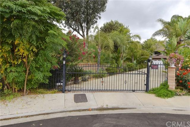 485 Crestwood Lane, Walnut, CA 91789 (#PW19123088) :: Fred Sed Group