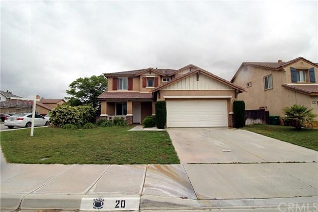 20 Billings Avenue, Beaumont, CA 92223 (#CV19123108) :: Compass California Inc.