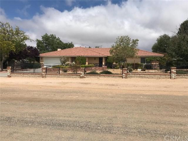 8797 4th Avenue, Hesperia, CA 92345 (#CV19123110) :: Blake Cory Home Selling Team