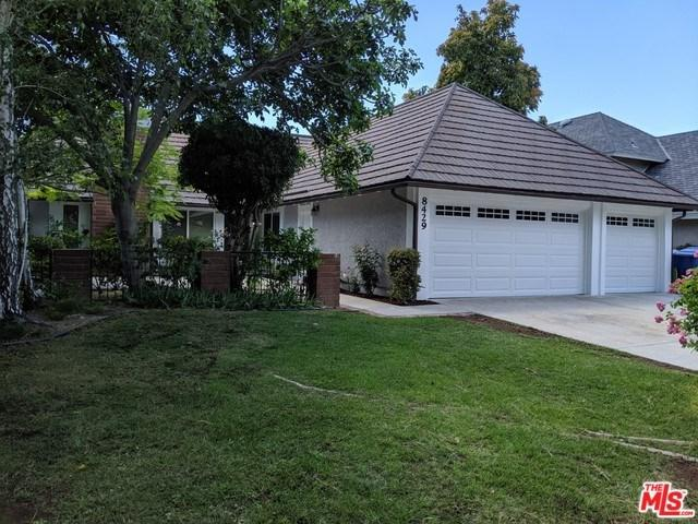 8429 Sale Avenue, West Hills, CA 91304 (#19470546) :: Blake Cory Home Selling Team