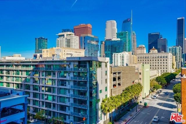 1100 S Hope Street #812, Los Angeles (City), CA 90015 (#19470568) :: Heller The Home Seller