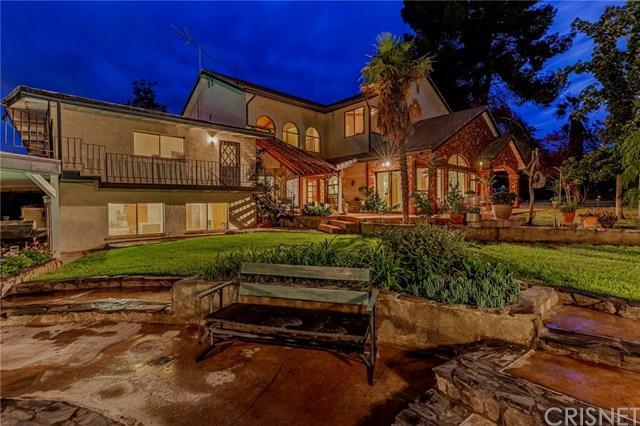 33227 Barber Road, Agua Dulce, CA 91390 (#SR19124363) :: Heller The Home Seller