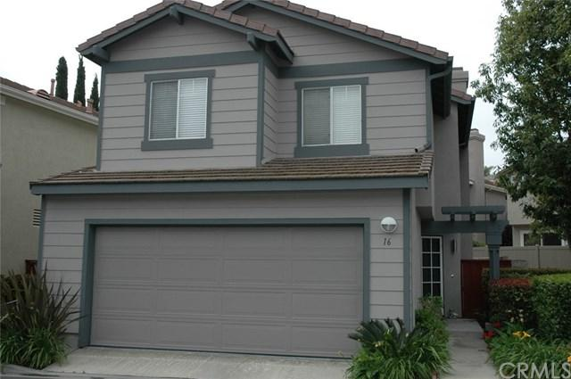 16 Amador Way, Aliso Viejo, CA 92656 (#PW19121545) :: Fred Sed Group