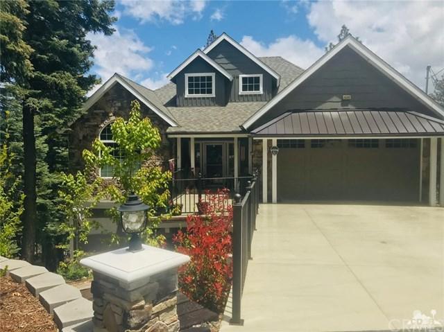 26300 Spyglass Drive, Lake Arrowhead, CA 92352 (#219014301DA) :: Fred Sed Group