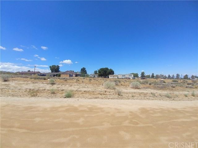0 Vac/Cor Avenue W6/135 Ste, Pearblossom, CA 93553 (#SR19124679) :: Z Team OC Real Estate