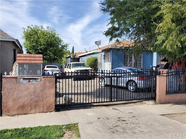 2119 E 113th Street, Los Angeles (City), CA 90059 (#DW19125074) :: Heller The Home Seller