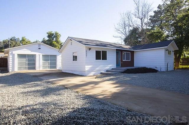 29481 Manzanita Drive, Campo, CA 91906 (#190029306) :: Fred Sed Group