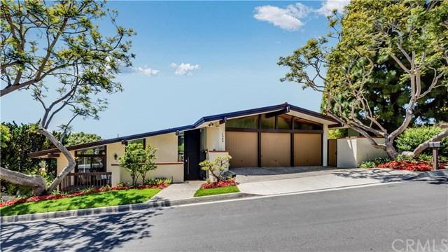 1309 Via Zumaya, Palos Verdes Estates, CA 90274 (#SB19085880) :: Team Tami