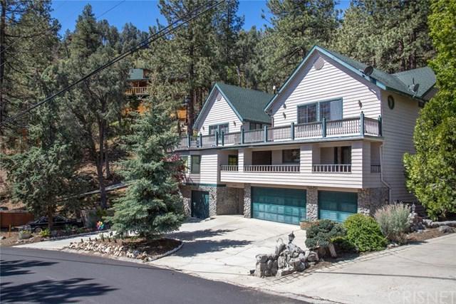 2405 Cedarwood Drive, Pine Mountain Club, CA 93222 (#SR19119174) :: RE/MAX Parkside Real Estate