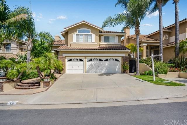 916 S Creekview Lane, Anaheim Hills, CA 92808 (#OC19125334) :: eXp Realty of California Inc.