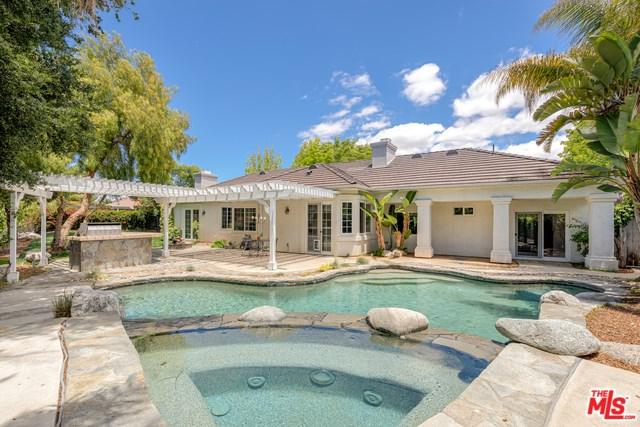 561 Kalinda Place, Thousand Oaks, CA 91320 (#19472172) :: RE/MAX Parkside Real Estate