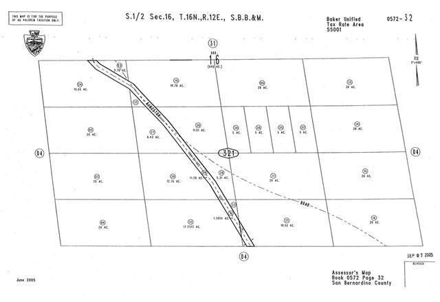 20 Vacant Land, Baker, CA  (#CV19126652) :: DSCVR Properties - Keller Williams