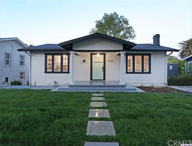 5002 Mount Royal Drive, Los Angeles (City), CA 90041 (#319002146) :: The Brad Korb Real Estate Group