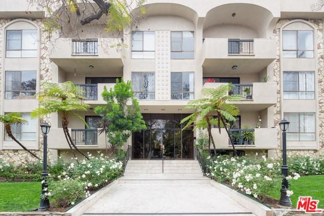 423 N Palm Drive #307, Beverly Hills, CA 90210 (#19472156) :: Naylor Properties