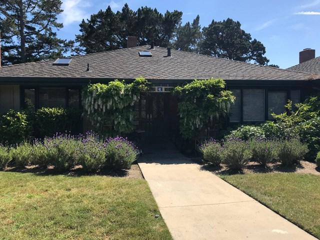 41 Del Mesa Carmel, Outside Area (Inside Ca), CA 93923 (#ML81754471) :: RE/MAX Parkside Real Estate