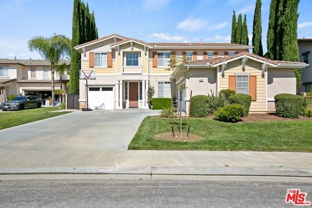 1025 King Palm Drive, Simi Valley, CA 93065 (#19472600) :: Fred Sed Group