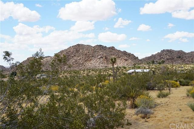 63978 Coyote Road, Joshua Tree, CA 92252 (#JT19125538) :: The Marelly Group | Compass
